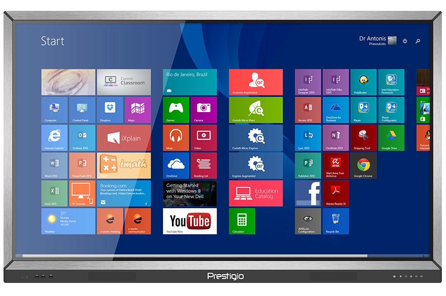 Интерактивные панели Prestigio Multiboard