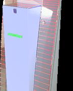 Интерактивный терминал INSEL Glas TF172