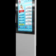 Интерактивный терминал напольного типа INSEL Wall (TW551)