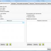 InSel BROWSER – Браузер для информационных терминалов (сенсорных киосков).