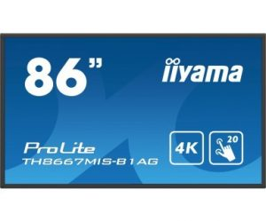 Интерактивная панель iiyama ProLite TH8667MIS-B1AG
