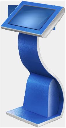 Интерактивный терминал INSEL Style (TW221)