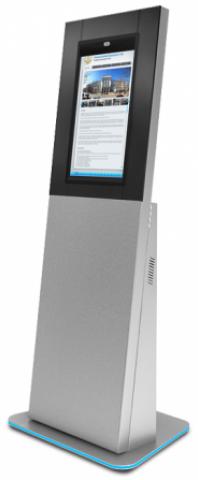 Напольный интерактивный терминал INSEL Style (TW224)