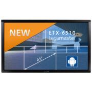 Интерактивная панель Legamaster ETX-6510