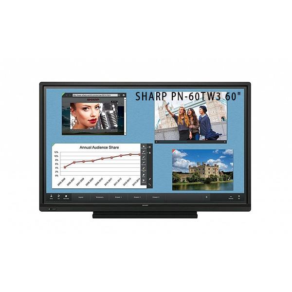 """Интерактивная панель SHARP PN-60TW3 - 60"""""""