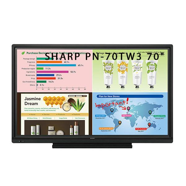 """Интерактивная панель SHARP PN-70TW3 - 70"""""""