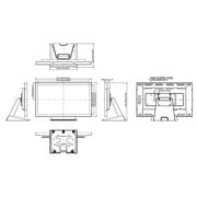 Интерактивная панель iiyama ProLite T2234MSC-B6X — схема