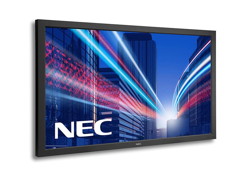 Интерактивные панели NEC