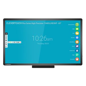 "Интерактивная панель Clevertouch Plus Series High Precision 15465LUXEXHP - 65"""