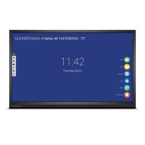 """Интерактивная панель Clevertouch V-Series 4K 15475VEXSD - 75"""""""