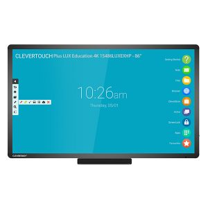 Интерактивная панель Clevertouch Plus LUX Education 4K 15486LUXEXHP - 86""