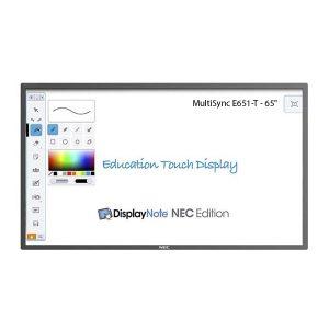 """Интерактивная панель NEC MultiSync E651-T - 65"""""""