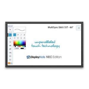 """Интерактивная панель NEC MultiSync E805 SST - 80"""""""