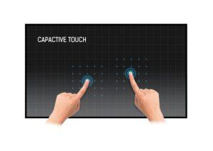Проекционно-емкостная технология