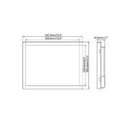 "Схема интерактивной панели iiyama ProLite TF1534MC-B6X — 15"""