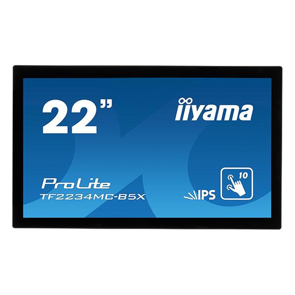 "Интерактивная панель iiyama ProLite TF2234MC-B5X - 22"""
