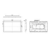 Интерактивная панель iiyama ProLite TF2234MC-B6X - схема