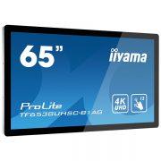 """Интерактивная панель iiyama ProLite TF6538UHSC-B1AG - 65"""""""