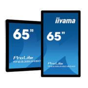 """Интерактивная панель iiyama ProLite TF6538UHSC-B2AG — 65"""""""