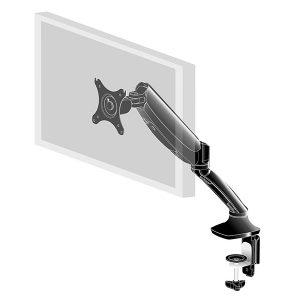 Гибкое настольное крепление для одного монитора с регулировкой высоты iiyama DS3001C-B1