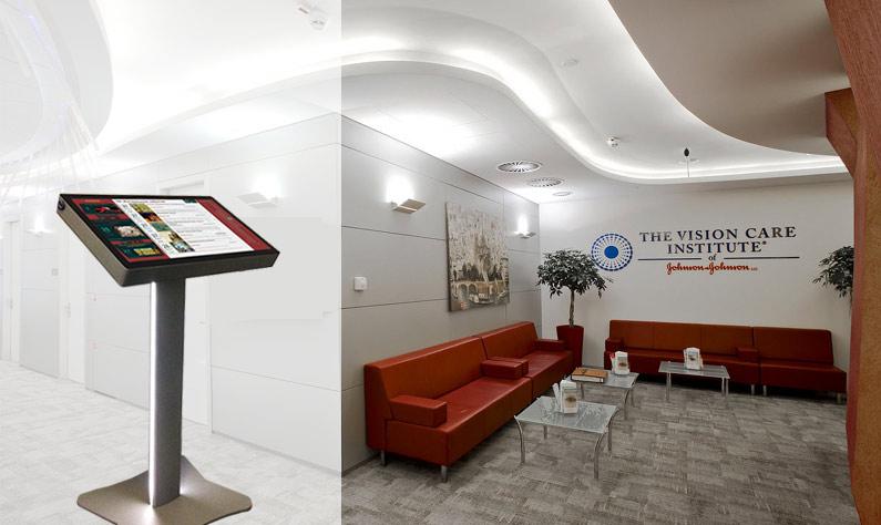 Информационный терминал Elo-Line 2494S