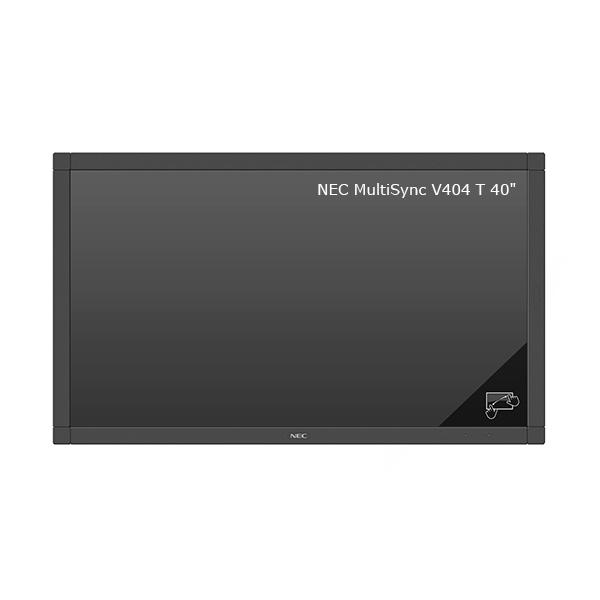 """Бюджетная интерактивная широкоформатная панель NEC MultiSync V404 T - 40"""""""