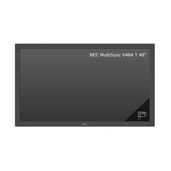 """Бюджетная интерактивная широкоформатная панель NEC MultiSync V484 T - 48"""""""
