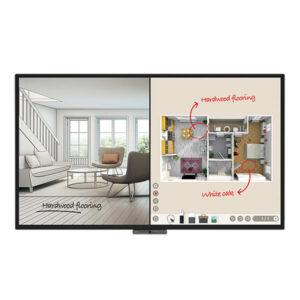 Корпоративная интерактивная панель BenQ DuoBoard CPxx01K