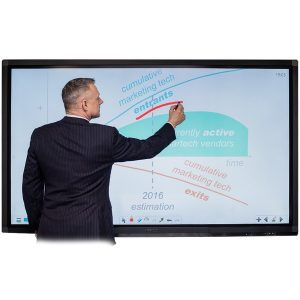 "Интерактивная панель Prestigio MultiBoard - 86"" L серии PMB728L861"