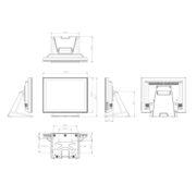 Интерактивная панель iiyama ProLite T1532MSC-B5AG