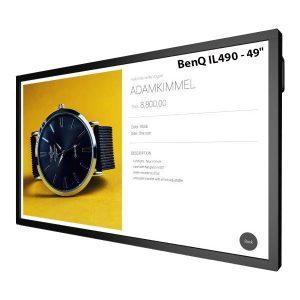 """Интерактивная панель BenQ IL490 - 49"""""""