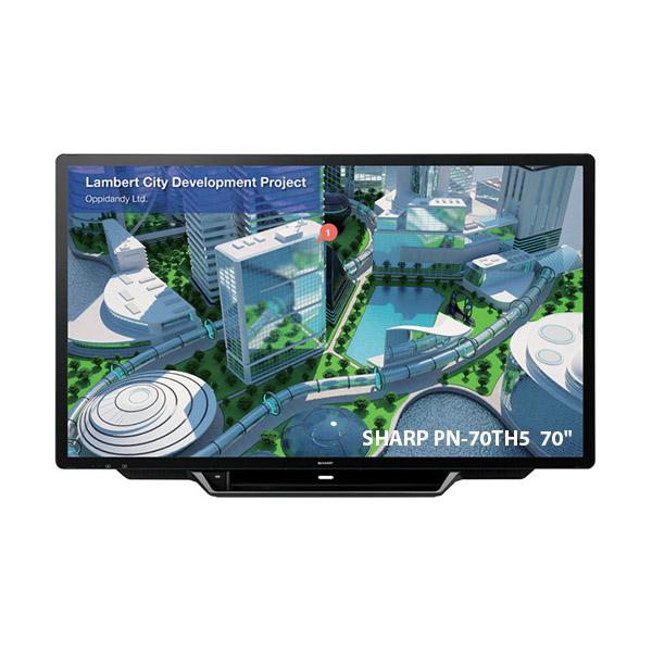 """Интерактивная панель SHARP PN-70TH5 - 70"""""""