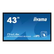 """Интерактивная панель iiyama ProLite TF4338MSC-B2AG — 43"""""""