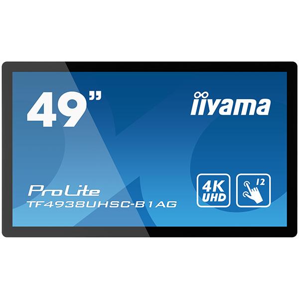 """Интерактивная панель iiyama ProLite TF4938UHSC-B1AG - 49"""""""