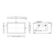 Интерактивная панель iiyama ProLite TF4938UHSC-B2AG — схема