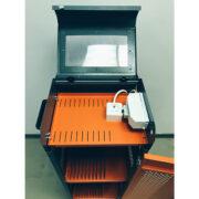 Тележка с розетками для зарядки и хранения 20 планшетов