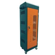 Тележка с розетками для зарядки и хранения 20 планшетов MCSC-wts 20