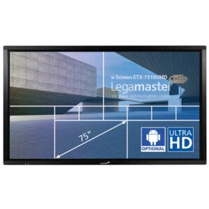 Интерактивная панель Legamaster ETX-7510UHD