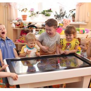 Детское интерактивное оборудование