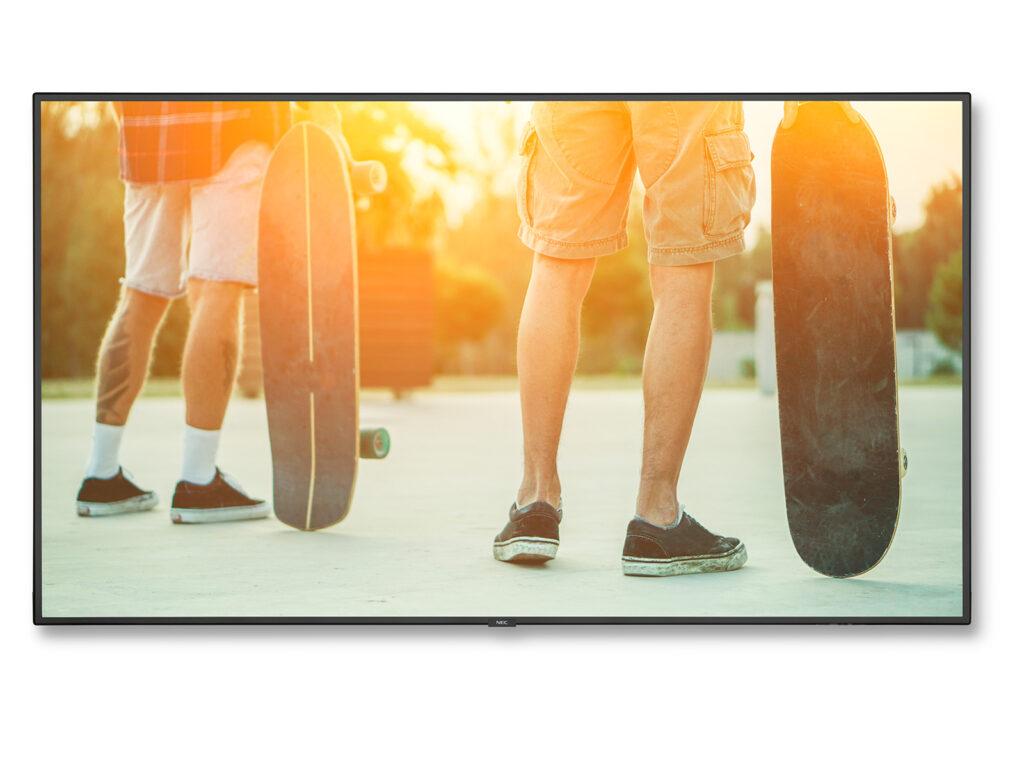"""Широкоформатный дисплей сверхвысокого разрешения MultiSync® V754Q LCD 75"""""""