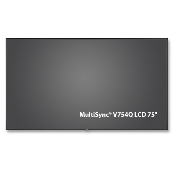 Интерактивная панель NEC V754Q