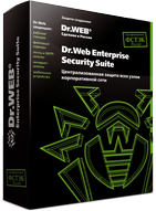 Электронная лицензия Dr.Web Desktop Security Suite для Windows