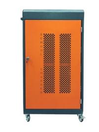 Тележка с розетками для зарядки и хранения 30 планшетов