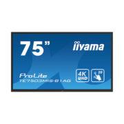 Интерактивная панель iiyama PROLITE TE7503MIS-B1AG