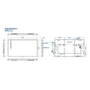 Интерактивная панель PHILIPS 86BDL3012T/00 — схема