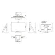 Интерактивная панель iiyama ProLite T2236MSC-B2AG ― схема