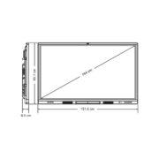 Схема интерактивной панели Smart MX265v2