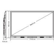 Схема интерактивной панели Smart MX275v2