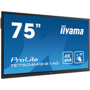 """Интерактивная панель iiyama PROLITE TE7504MIS-B1AG — 75"""""""