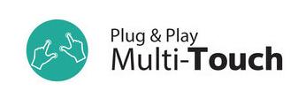 Емкостный сенсор HID с USB Plug & Play